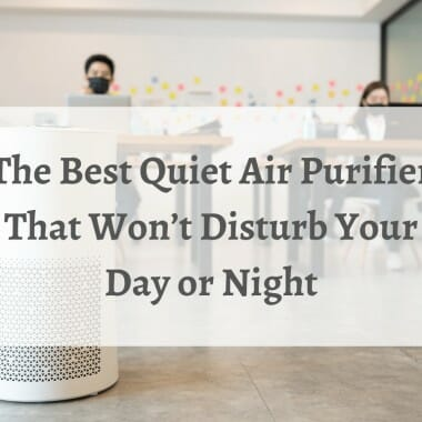 The Best Quiet Air Purifier That Won't Disturb Your Day or Night